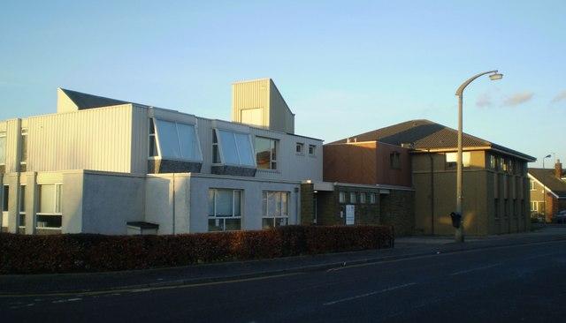 Health Centre, Grangemouth