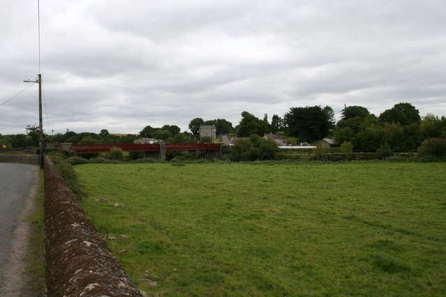 Bridge over the Blackwater at Ballyduff
