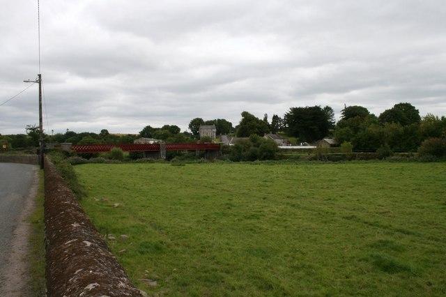 Bridge over the Blackwater at Ballyduff