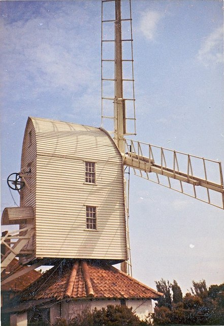 Thorpeness Post Mill