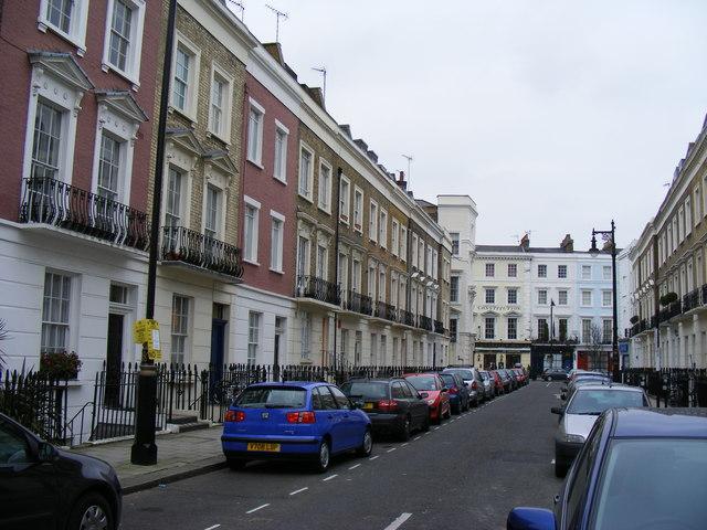 Charlwood Place Pimlico