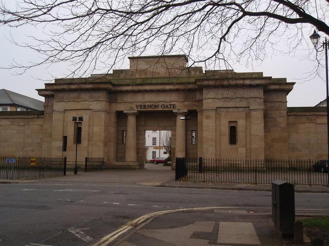 Vernon Gate, Derby