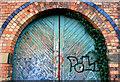 SK4833 : Old Door by David Lally