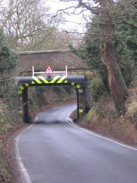 Vigo Bridge under the Lickey Incline, Hewell Lane, Burcot.