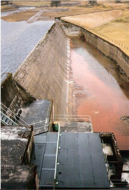 The Spey Dam