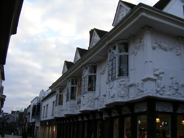 The Ancient House Ipswich