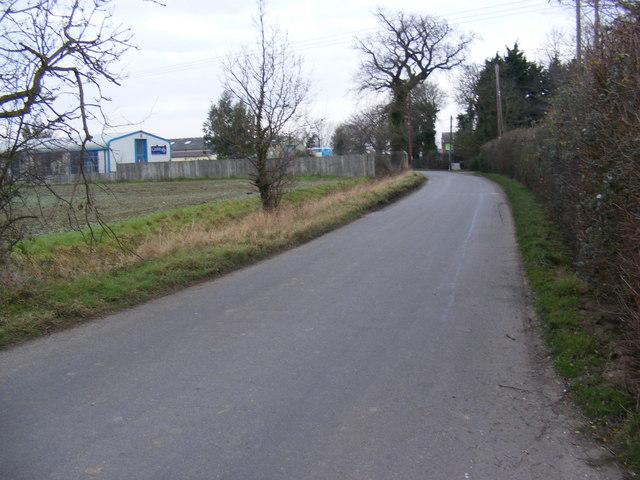 Pepperwash Lane, Framlingham