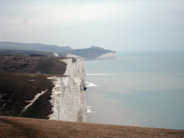 Cliffs at Seven Sisters Country Park