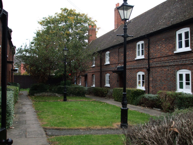 Ramsey Court, Almshouses