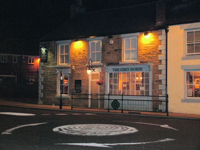 The Grey Horse, Byerley Road