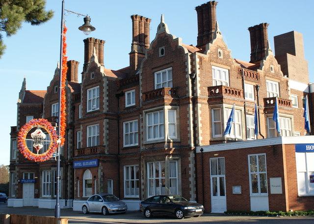 Orwell Hotel Felixstowe