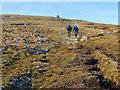 SO0720 : Steep path up Craig y Fan 2 by Jonathan Billinger