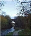 SO9387 : Highbridge or Sounding Bridge by Brian Clift