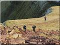 SO0121 : The final ascent to Pen y Fan by Jonathan Billinger