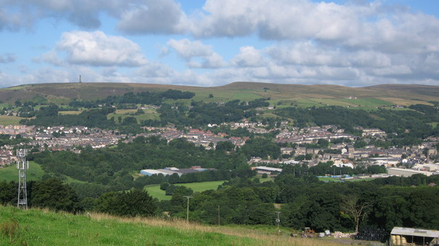 View of Ramsbottom