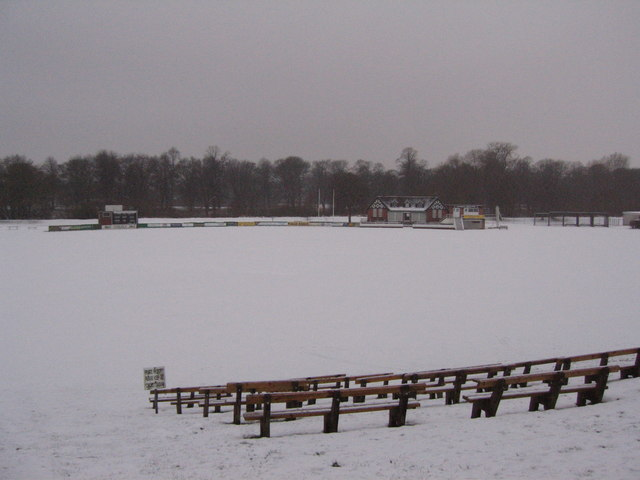 Edenside cricket club