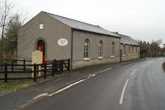 The Baptist Church, Little Leigh
