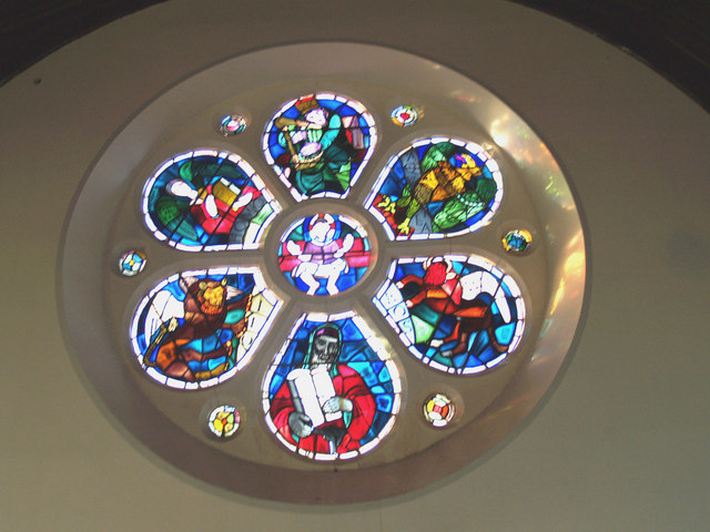 The Rose window,  R. C. Ardara.
