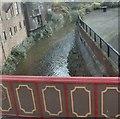 SJ8497 : River Medlock by Gerald England
