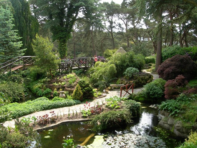The Water Garden, Compton Acres