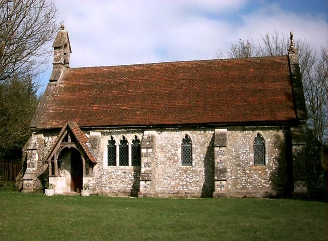 St. Peter's Church, Higher Pertwood