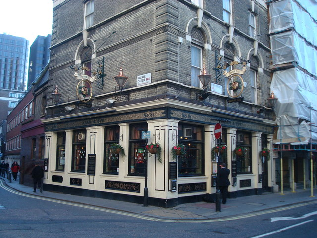 Adam and Eve Public House, Petty France, London SW1H