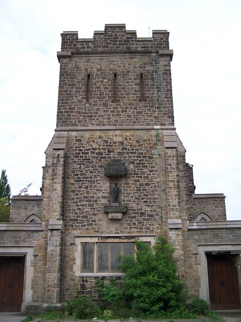 Parish Church of St Cecilia, Parson Cross, Sheffield - 2