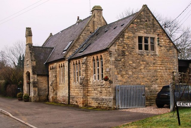 The old school, Wilsford