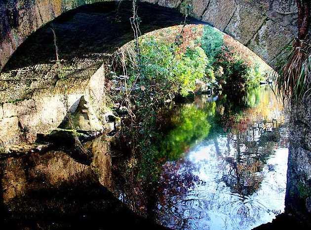 Old Stone Bridge at Twizell