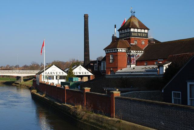 Riverside brewery