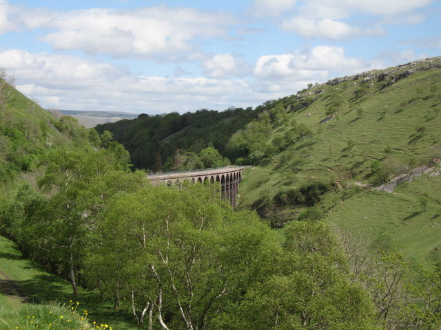 Viaduct at Smardale Gill