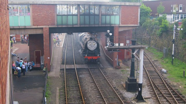 Bolton Street Station Bury