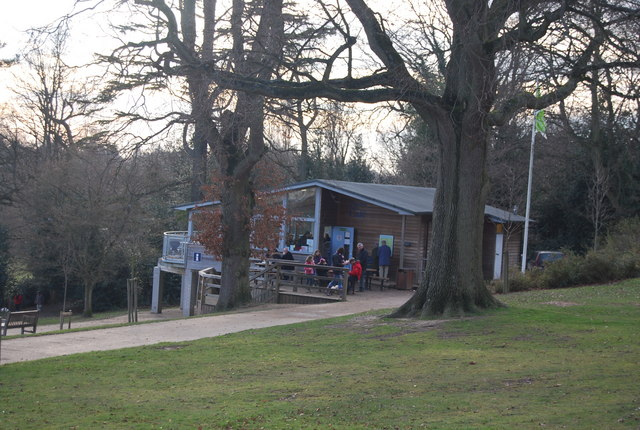 Dunorlan Park Cafe