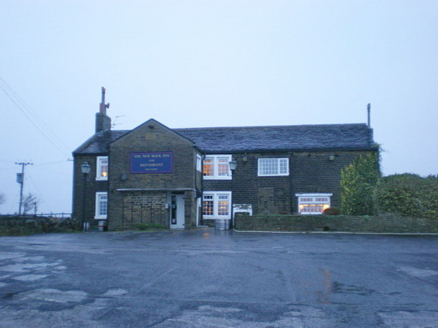 The New Rock Inn, Scammonden Road