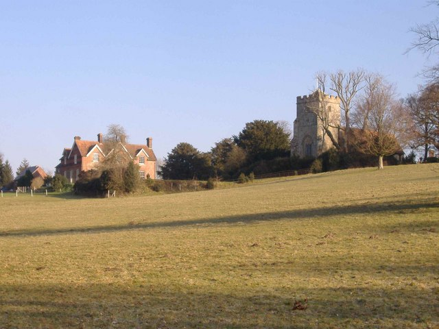 All Saints Church & Old Vicarage