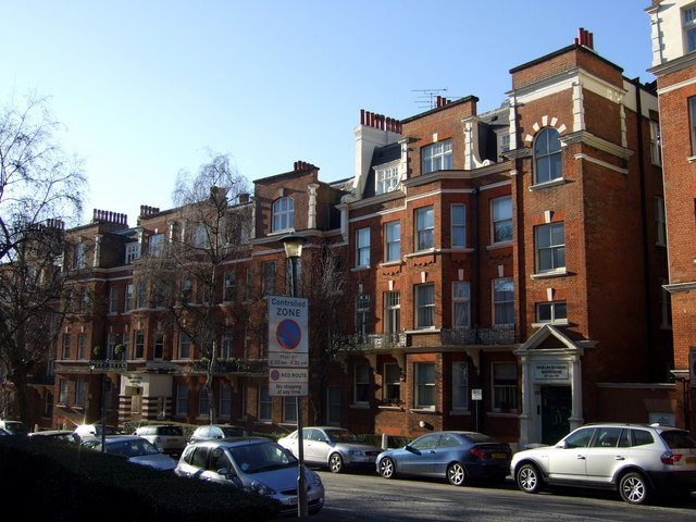 Marlborough Mansions, Cannon Hill