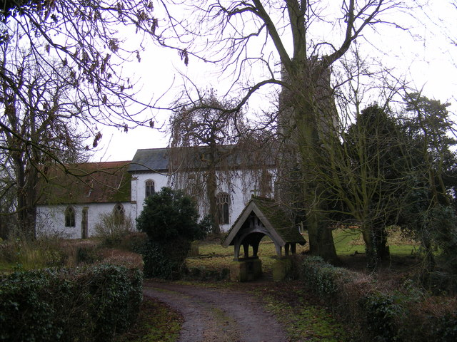 St.Marys Church, Framsden