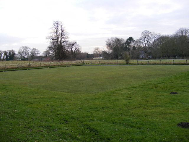 Earl Soham Bowling Green