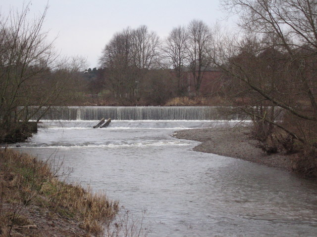 Holme Head Bay Weir