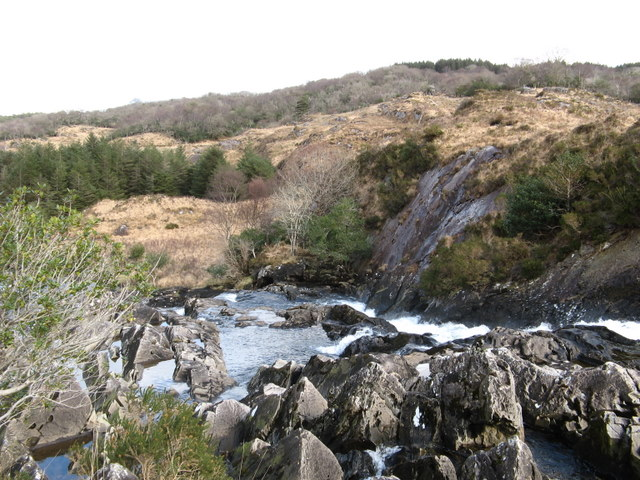 Owenreagh River near Knockbrack
