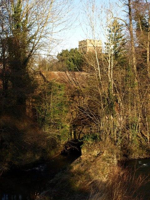 Sawmill, Bromfield
