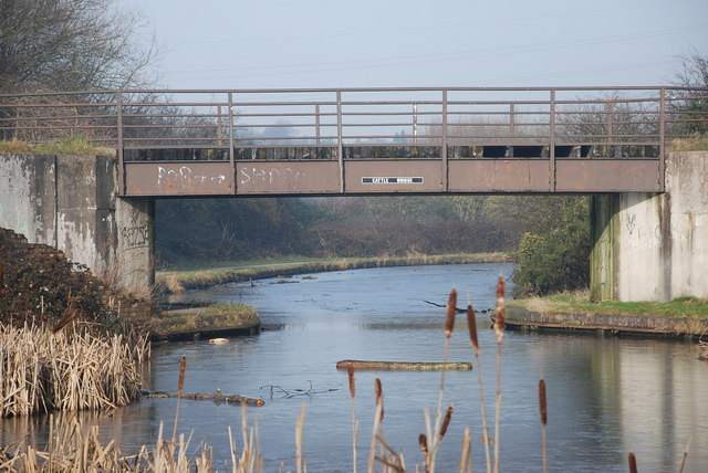 Cattle Bridge, Netherton Canal