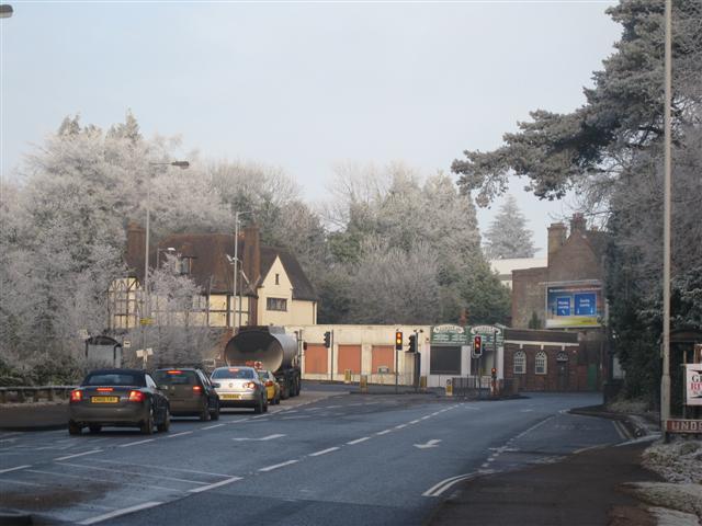 Hindhead Crossroads