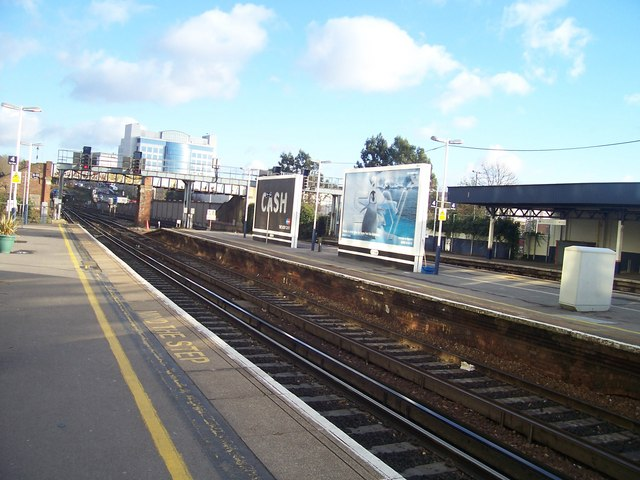 Southampton ; Southampton Central Railway Station