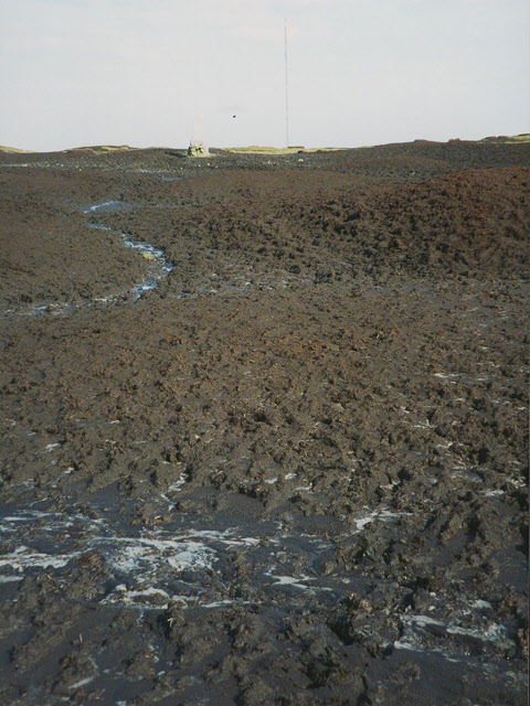 Black Hill before paving