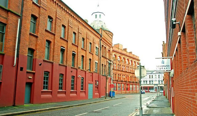Library Street, Belfast