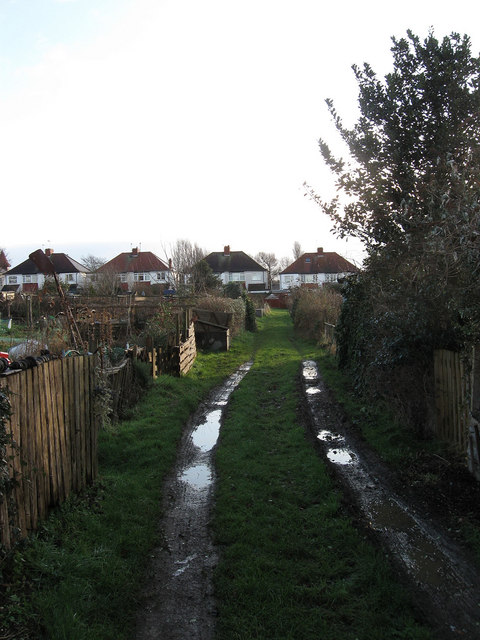 North Nevill Allotments