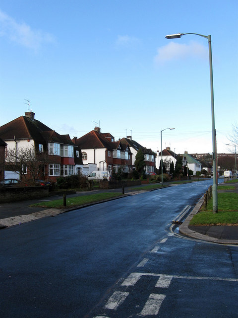 Goldstone Crescent