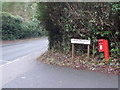 SY9390 : Sandford: postbox № BH20 223, Sandford Drive by Chris Downer
