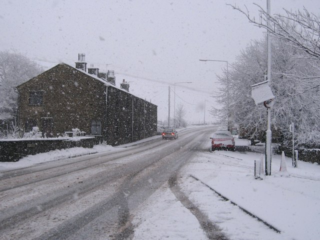 Rochdale Road Turn
